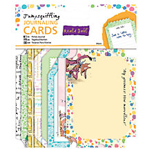 Buy Docrafts Roald Dahl Journaling Cards Online at johnlewis.com