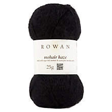 Buy Rowan Mohair Haze Super Fine Yarn, 25 Online at johnlewis.com