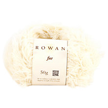 Buy Rowan Fur Chunky Yarn, 50g Online at johnlewis.com