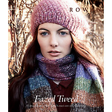 Buy Rowan Fazed Tweed Collection Knitting Pattern Booklet Online at johnlewis.com