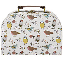 Buy RJB Stone, Bird Suitcase, Medium Online at johnlewis.com