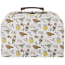 Buy RJB Stone, Bird Suitcase, Small Online at johnlewis.com