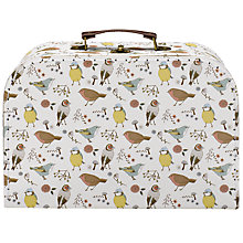 Buy RJB Stone Large Bird Suitcase Online at johnlewis.com