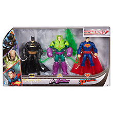 Buy Batman Total Heroes Battle in the Box Online at johnlewis.com