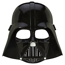 Buy Star Wars Mask, Assorted Online at johnlewis.com