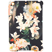 Buy Ted Baker Karlin Opulent Bloom Ipad Mini Case, Black Online at johnlewis.com