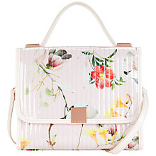 Buy Ted Baker Botanical Bloom Print Across Body Bag Online at johnlewis.com