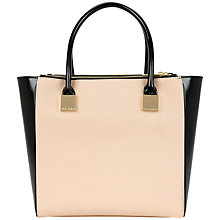 Buy Ted Baker Merina Crosshatch Shopper Bag Online at johnlewis.com