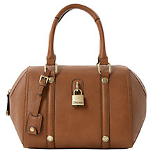 Buy Dune Daylock Padlock Bowler Shoulder Bag Online at johnlewis.com