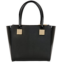 Buy Ted Baker Avah Crosshatch Mini Tote Bag Online at johnlewis.com