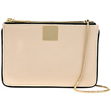 Buy Ted Baker Janel Crosshatch Across Body Bag Online at johnlewis.com