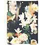 Buy Ted Baker Karlin Opulent Bloom Ipad Clip Case, Black Online at johnlewis.com