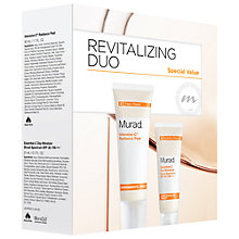 Buy Murad Revitalizing Duo Value Set Online at johnlewis.com