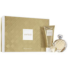 Buy Elizabeth Arden Untold Gift Set Online at johnlewis.com