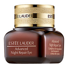 Buy Estée Lauder Advanced Night Repair Eye Synchronized Complex II and Double Wear Zero-Smudge Lengthening Mascara, Black with FREE Gloss Favourites Gift Set Online at johnlewis.com