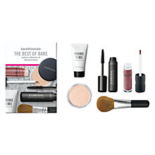 Buy bareMinerals Best Of Bare Kit Online at johnlewis.com