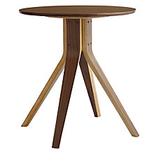 Buy John Lewis Radar 4-Seater Dining Table, Walnut Online at johnlewis.com