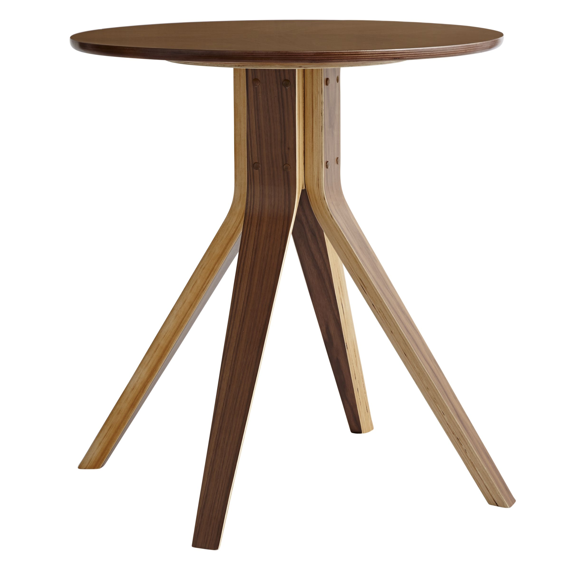 Wales & Wales for John Lewis John Lewis Radar 4-Seater Dining Table, Walnut