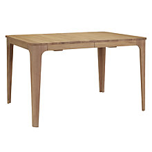 Buy Ebbe Gehl for John Lewis Mira 4-6 Seater Extending Dining Table Online at johnlewis.com