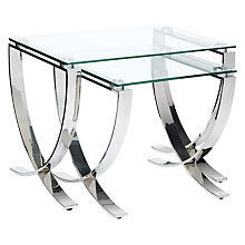 Buy John Lewis Vienna Nest of 2 Tables Online at johnlewis.com