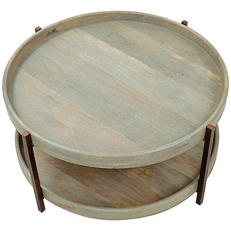 Buy john lewis asha iron tray coffee table john lewis for Coffee tables john lewis