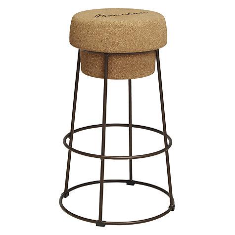 Bar stool new 111 bar stool john lewis for Cork bar top