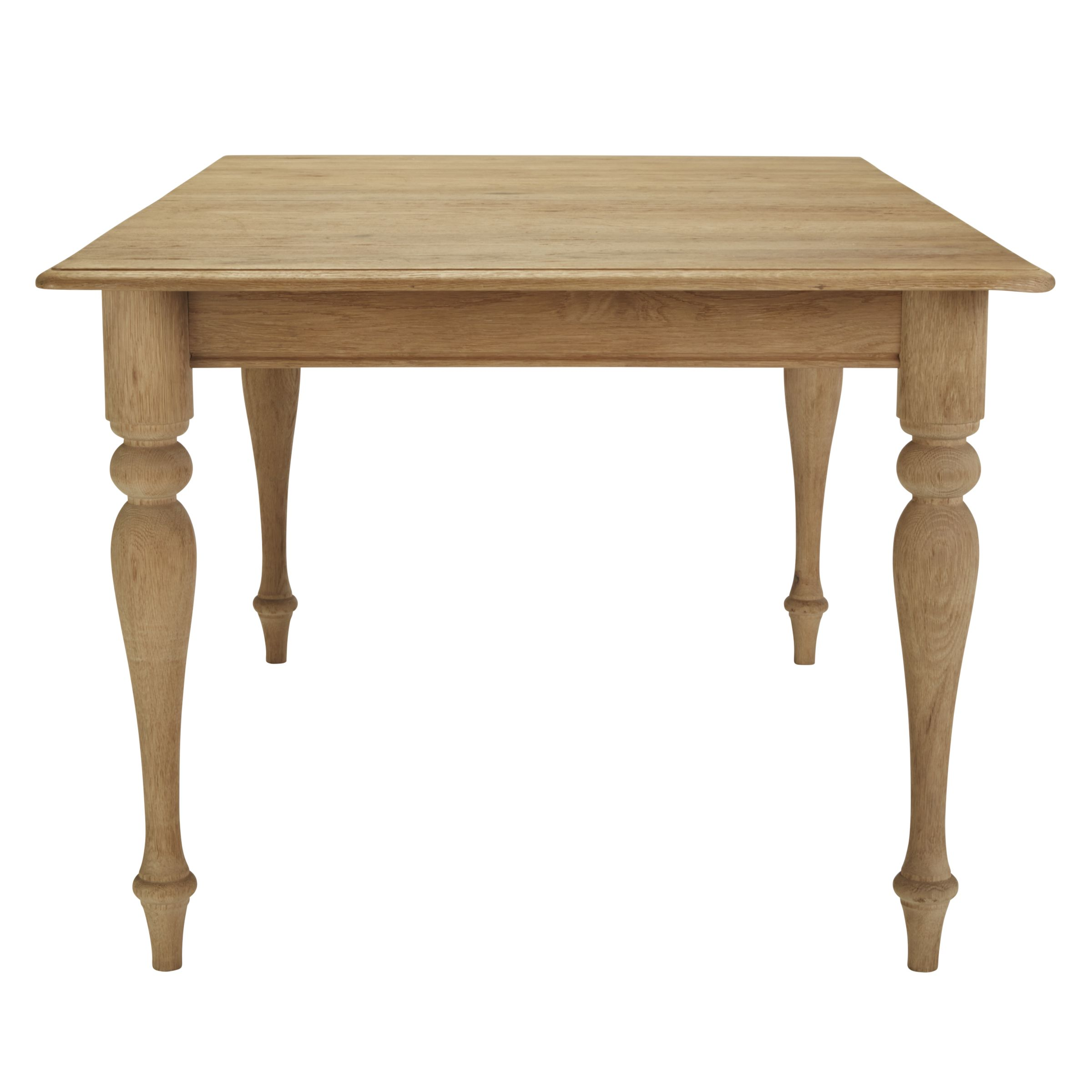 John Lewis Marcelle 6 8 Seater Extending Dining Table