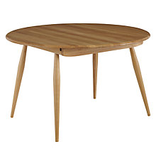Buy ercol for John Lewis Chiltern 4-6 Seater Extending Dining Table Online at johnlewis.com
