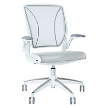 Buy Humanscale Diffrient World Office Chair Online at johnlewis.com
