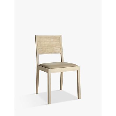John Lewis Asha Wicker Dining Chair