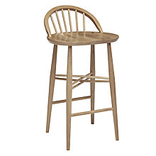 Buy ercol for John Lewis Chiltern Bar Chair, Natural Online at johnlewis.com