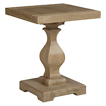 Buy John Lewis Marcelle Pedestal Side Table Online at johnlewis.com