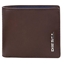 Buy Diesel Hiresh Leather Wallet Online at johnlewis.com