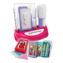 Buy Make Your Mobile Phone Case Kit Online at johnlewis.com
