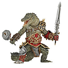 Buy Papo Figurines: Crocodile Mutant Online at johnlewis.com