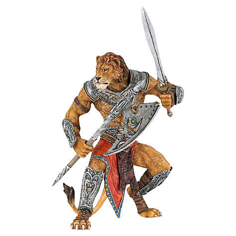 Buy Papo Figurines: Lion Mutant Online at johnlewis.com