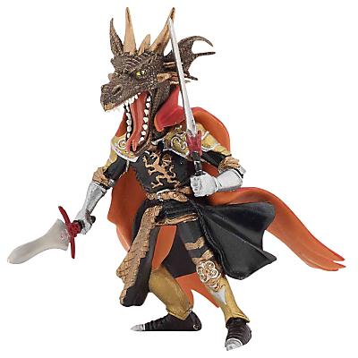 Papo Figurines: Fire Dragon Man