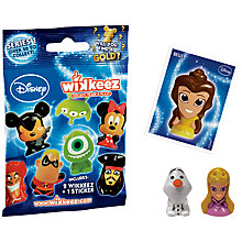 Buy Disney Wikkeez Bag, Assorted Online at johnlewis.com