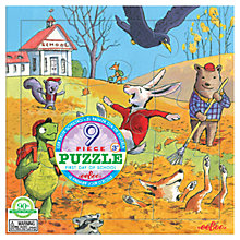 Buy Eeboo First Day at School Jigsaw Puzzle Online at johnlewis.com