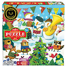 Buy Eeboo Christmas Puzzle Online at johnlewis.com