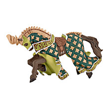 Buy Papo Figurines: Master Dragon Horse Online at johnlewis.com