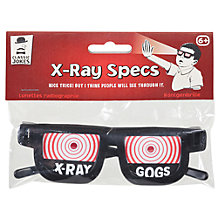 Buy X-Ray Specs Online at johnlewis.com