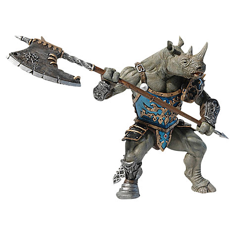 Buy Papo Figurines: Rhino Mutant Online at johnlewis.com