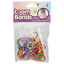 Buy Neon Loom Bands, Pack of 300 Online at johnlewis.com