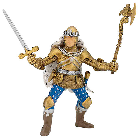 Buy Papo Figurines: Prince Richard, Blue Online at johnlewis.com
