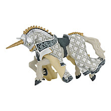 Buy Papo Figurines: Master Unicorn Horse Online at johnlewis.com