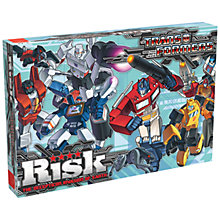 Buy Risk Transformers Edition Game Online at johnlewis.com