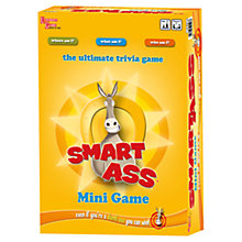 Buy Smart Ass Mini Game Online at johnlewis.com