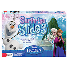 Buy Disney Frozen Surprising Slides Game Online at johnlewis.com