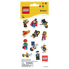 Buy LEGO Classic Stickers, Assorted Online at johnlewis.com